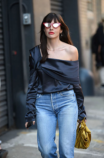 THE OUTFIT TRICK ALL STYLISH WOMEN ARE DOING...