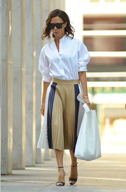 STYLE TIPS TO STEAL FROM VICTORIA BECKHAM