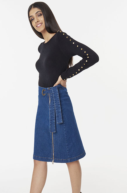 THE NEW WAY TO DO DENIM