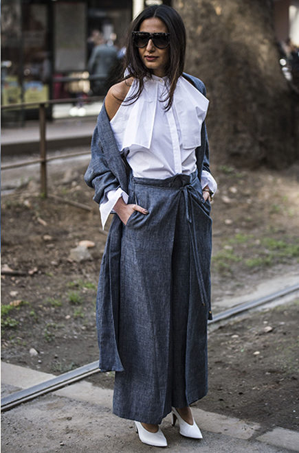 COLD SHOULDER: THE TREND THAT SUITS EVERYONE