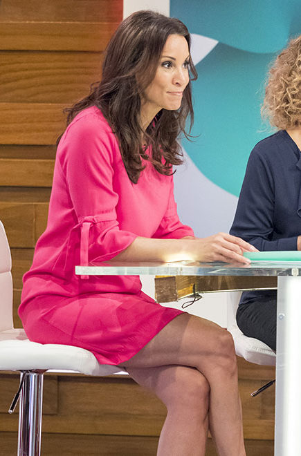 Andrea McLean's Style: Get Her Look