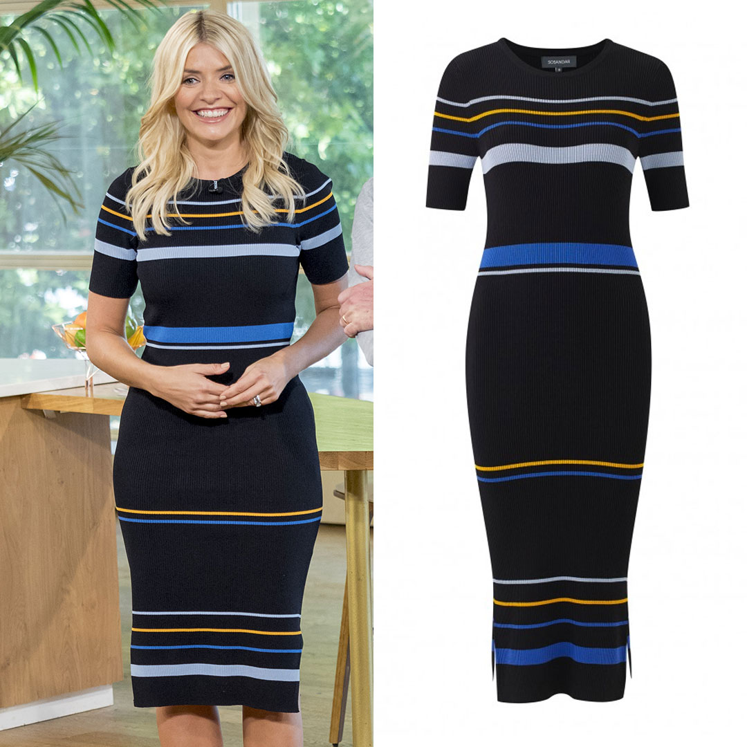 Holly Willoughby Wears Stunning Dress From Her New Favourite Brand Hobbs – And It's On Sale forecast