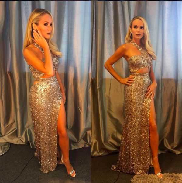 Amanda Holden Britain's Got Talent outfits