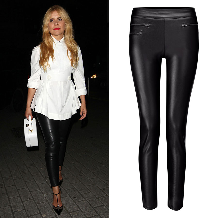 Paloma Faith leggings